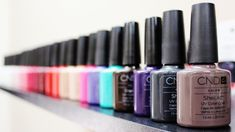 Vinylux Nail Polish Color Chart Luxury the Hottest Shellac Nail Colors to Try In. - Vinylux Nail Polish Color Chart Luxury the Hottest Shellac Nail Colors to Try In 2019 Cnd Colours, Shellac Nail Colors, Shellac Nails, Acrylic Nails, Vinylux Nail Polish, Gel Nail Polish, Popular Nail Colors, Christmas Nails, Nail Designs