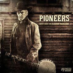 Twisted Jukebox. Album Artwork 'Pioneers'