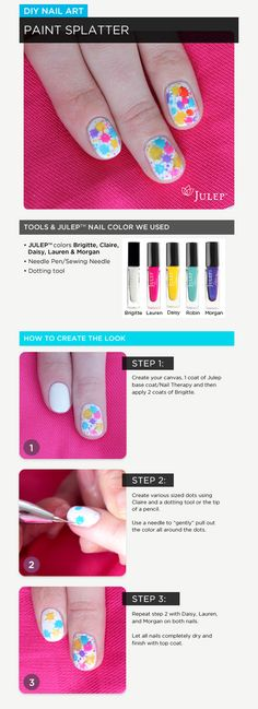 DIY  Nail Tutorial