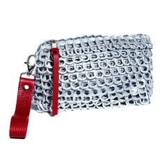 (BOTTLETOP)RED Special Edition Luciana Clutch Bag. #REDRUSH