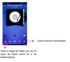 How To Use Music Player - Gionee M2. #gionee #gioneeelifee7mini