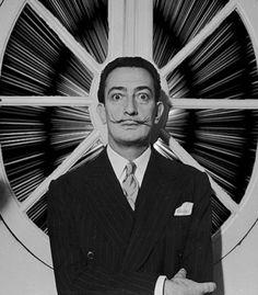 | Salvador Dali will guide you through the galaxy | AwesomeGIFs