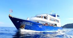 Khao Lak PADI 5* Dive Center, we provide the highest customer service for scuba diving the Similan islands national park in Thailand. Our Scuba diving Similan Liveaboards fleet will take you dive the best dive sites Thai