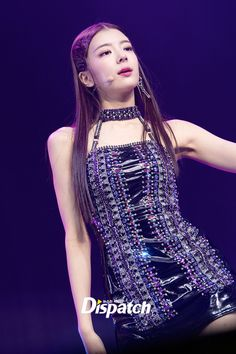 """""""in one of their articles about itzy's LA concert, dispatch described and gave lia the title of visual queen, and rightfully so 🥰 korea be whipped for our canadian queen"""" Blackpink Fashion, Fashion Beauty, Fashion Outfits, Stage Outfits, Kpop Outfits, New Girl, South Korean Girls, Girl Crushes, Kpop Girls"""