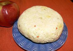 Fűszeres házi sajt | Ellák receptje - Cookpad receptek Kefir, Mashed Potatoes, Hamburger, Dairy, Bread, Cheese, Homemade, Meals, Ethnic Recipes