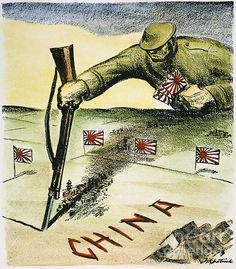 'Piece by Piece': American cartoon by D. Fitzpatrick, on Japan's expansionism in Asia, which began the second Sino-Japanese War. History Memes, World History, World War Ii, Patriotic Posters, Rising Sun Flag, American Cartoons, History Projects, Political Cartoons, Vietnam War