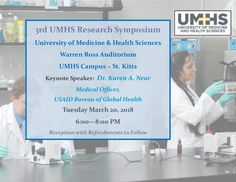 facilitating communication between the Library and the Faculty, students, staff and community partners of the University of Medicine & Health Sciences (UMHS). Medical Students, Medical School, Keynote Speakers, Auditorium, St Kitts, Caribbean, Tuesday, Medicine, University