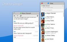 How to use Google Chat from your desktop, out of your browser!