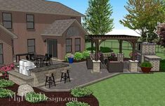 patio designs google search patio muebles para patio terraza rh pinterest es