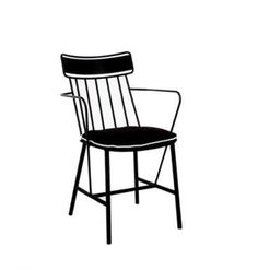 1650/SOLERO. Metal chair for outdoor and indoor use. Have a project. Contact us..