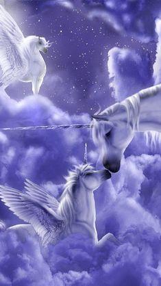 Unicornios en el cielo... Ofi G.