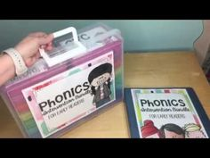 Four years ago when I took a leap of faith into an intervention position, I realized how few resources there were out there for reading and phonics intervention groups. I read SO many books about developmentally appropriate phonics and how to go through the proper foundational steps in order for students to master phonics and …