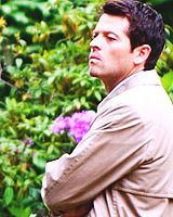 supernatural behind the scenes castiel Misha Collins