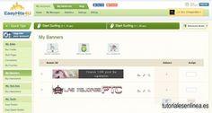 Como ganar dinero con EasyHits4U: es uno de los más destacados programas de marketing en línea en la web... Leer Mas... https://tutorialesenlinea.es/1227-como-ganar-dinero-con-easyhits4u.html