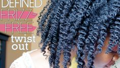 6 Ways to Get the Perfect Twist Out on 4C Natural Hair