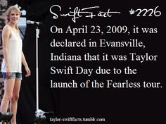 I'm from Indiana!!!! Not anywhere near Evansville though. - KMI