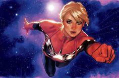 Drowned World: Brie Larson favorita para 'Capitana Marvel'