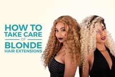 How To Care For Blonde Virgin Hair Extensions Blonde Hair Extensions, Virgin Hair Extensions, Dark Roots Blonde Hair, Dark Blonde, Real Beauty, Hair Beauty, Best Hair Dye, Weave Hairstyles, Black Hairstyles