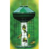 Found it at Wayfair - Avian Series Mixed Caged Bird Feeder