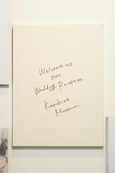 結婚式ウェルカムボードを手作りする前に!お洒落で可愛いウェルカムボードってどうやって作るの? / ウェルカムボード 装飾アイテム / WEDDING | ARCH DAYS