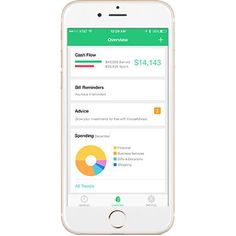 If You Just Need to Get Organized:    Maybe you're not quite ready to know every detail of your finances, but you want to become more organized about paying bills and keeping track of your money. In that case, Mint is the app for you. It's one of the most well-known budgeting apps and for good reason.