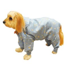 Pedigree Perfection Pjf21-08-blu Pet Threads Blue Stars Fleece Pajamas For Your Dog 8-size by PEDIGREE PERFECTION INTERNATIONAL, INC.   SALE♥  $18.89    Available at BuyDogSweaters.com