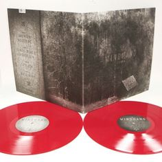 Windhand. Soma Blood Red 2XLP