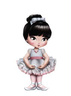 riscos de boneca jolie bailarina - Pesquisa Google