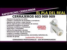 CERRAJEROS EL PLA DEL REAL VALENCIA 603 909 909