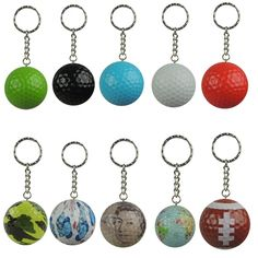 Cheap golf balls, Buy Quality ball golf directly from China sports golf balls Suppliers: Hot! Golf ball with keychain sports gift golf ball Golf Gifts, Sports Gifts, Golf Ball Crafts, Craft Gifts, Hot, Golf Stuff, Tech, Golfers, Free Shipping