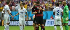 Groupe E : Allemagne 1 - 0 Etats-unis - Coupe du monde - Brésil 2014