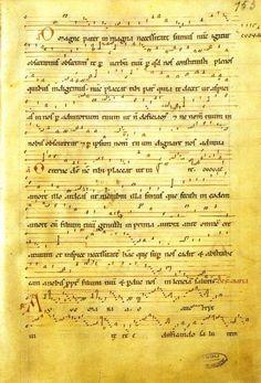 Hildegard Von Bingen  - Antiphon O magne Pater