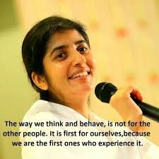 Brahma Kumari Sister Shivani is one of the most respected and versatile spiritual, motivational and inspirational speaker.Here you can see Sister Shivani inspirational quotes, success quotes, positive quotes etc. Karma Quotes, Real Life Quotes, Qoutes, Gurbani Quotes, Self Healing Quotes, Spiritual Quotes, Spiritual Awakening, Amazing Quotes, Best Quotes