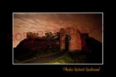 Night shoot at the Rock of Dunamaise County Laois love the results Night Shot, Outdoor Photos, The Rock, Painting, Image, Art, Art Background, Painting Art, Kunst