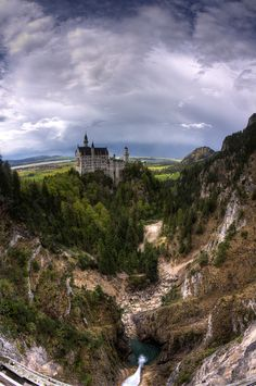 Neuschwanstein Castle, Bavaria, Germany | by Peter Jot on Flickr