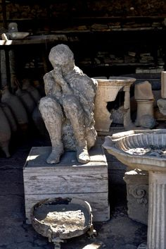 The eruption of Mt Vesuvius was a catastrophic disaster for the citizens of Pompeii, that decimated the great Roman city and covered it under a blanket of ash. Today, plaster-cast mummies reveal harrowing imagery of those who were swallowed alive by the ash.