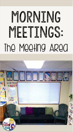 Upper Elementary Snapshots: Morning Meetings in the Classroom 5th Grade Classroom, Classroom Behavior, Classroom Environment, Classroom Setup, Future Classroom, Classroom Organization, Classroom Management, Classroom Meeting, Calm Classroom