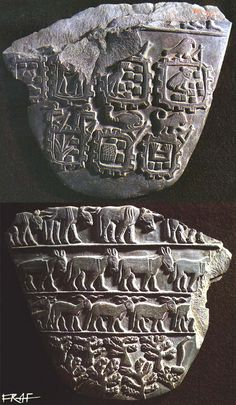 "The Tehenu Palette has been associated with the Tehenu/Tehenou Culture (aka the ""Libyans"")."