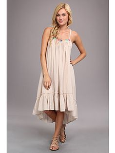 Free People Stripe Dress