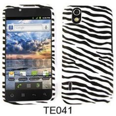 Cell Armor Snap-On Case for LG LS855 Marquee (Leather Finish Zebra Print); The Cell Armor Snap-On case is the perfect case for your phone. Protects your phone while allowing you access to all the phones ports and buttons. Practical and stylish this case will make your phone look great!  Check it out at http://smith3.hoolystore.com/cell-armor-snap-on-case-fo-23