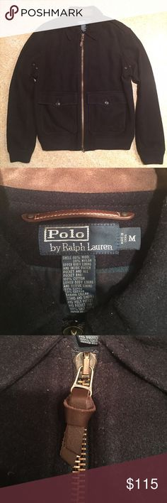 Selling this Men's Wool Ralph Lauren Coat on Poshmark! My username is: lukepenn4. #shopmycloset #poshmark #fashion #shopping #style #forsale #Polo by Ralph Lauren #Other