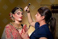 8 Best Bridal Makeup Artists In Jaipur to Glam You Up On Your Big Day - SetMyWed