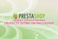 Fiverr freelancer will provide Digital services and do provide you listing 15 items in Prestashop within 4 days Ecommerce, Website, Products, E Commerce, Beauty Products