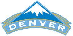Denver Nuggets Partial Logo 2004-2007