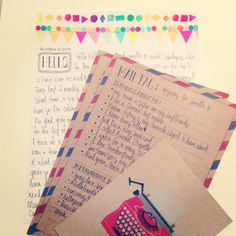 Sending A Gelli Print With Mr Postman  Envelopes Standard