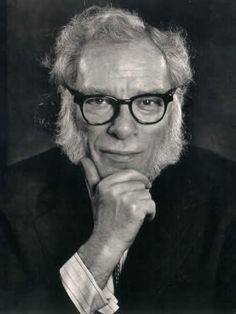 """""""Inventor"""" da Robótica...Isaac Asimov ... Criador das Três Leis da Robótica e…"""
