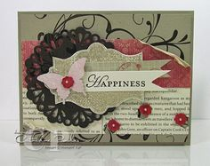 Jun 28 2012 Everything Eleanor Stampin' Up! CASE of Maureen Delicate Doilies Sizzlet