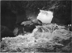 Waterval, Cianjur, Java, Indonesië (1919-1924)