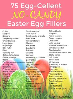 Pin de melissa eller en holidays pinterest 75 egg cellent non candy easter egg fillers negle Image collections