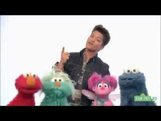 Sesame Street Bruno Mars - Don't Give Up Lyrics - YouTube